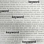 ابزار بررسی چگالی کلمه کلیدی و سئو وب سایت