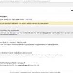 تغییر آدرس وبسایت و ثبت در گوگل وبمستر