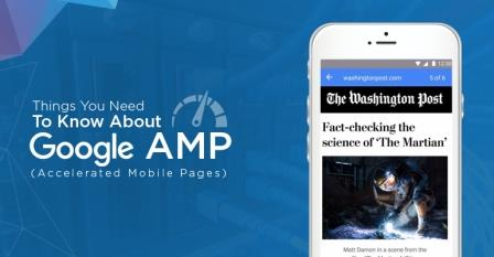 AMP project Increase speed loading web pages Mobile